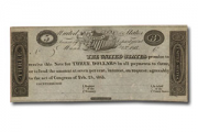 America's Three Dollar Bill