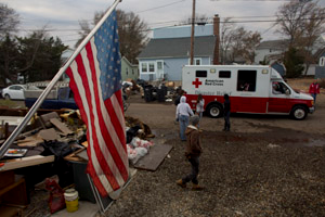 American Red Cross Hurricane Sandy Relief