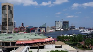 Beautiful Downtown Baltimore