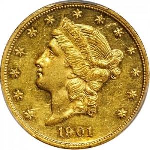 Liberty Head 1901